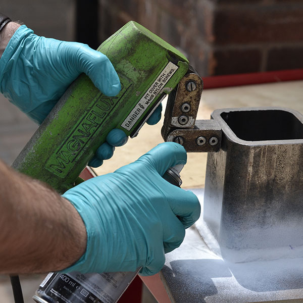 Non Destructive Testing for the Welding Industry